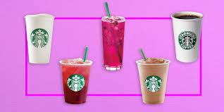 starbucks drinks under 100 calories