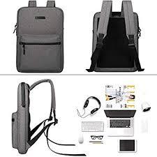 cartinoe ultra thin laptop backpacks