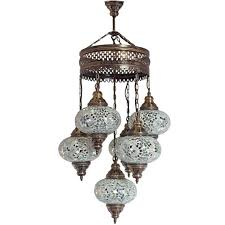 moroccan lantern chandelier turkish