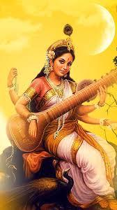 wapking wallpaper hd maa saraswati
