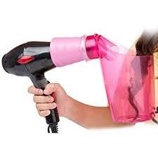 new fashion air curler hair dryer cover