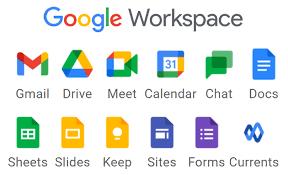 G Suite diventa Google Workspace con nuovi loghi per Gmail, Documenti,  Meet, Fogli e Calendario