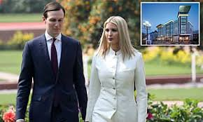 Jared Kushner and Ivanka Trump earned more than $36MILLION in 2019 ...