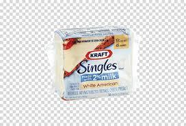 american cheese kraft singles milk