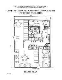 approval procedures for food facilities