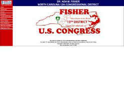 Official Campaign Web Site - Ada Fisher | Library of Congress