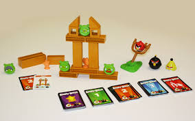 New Angry Birds Game from Mattel