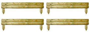 Ruddings Wood Pack Of 4 X 14cm High Hori Buy Online In South Africa At Desertcart