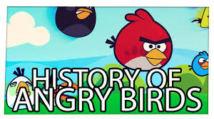 History of Angry Birds (2009-2016) - YouTube