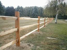 Locust Split Rail Fence Post And Rail Fencing Horse Fence Wood Fence Cedar Fence Post And Rail Fence