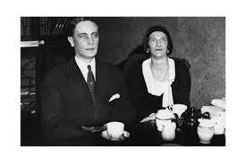 Felix Yusupov and His Wife, Princess Irina Alexandrovna of Russia, 1932'  Giclee Print | Art.com