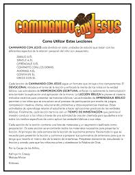 Calameo Caminando Con Jesus Ed 1