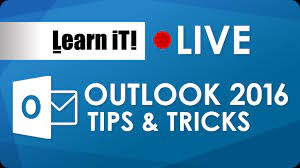 Microsoft Outlook 2016 Tips and Tricks ...