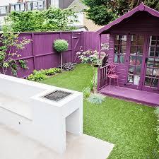 small funky garden design courtyard