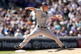 Robbie Erlin - Robbie Erlin Photos - San Diego Padres Vs. Colorado Rockies  - Zimbio