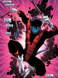 Daily Marvel Character — Nightcrawler Kurt Wagner Powers: Teleportation...