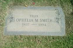 """Ophelia Maud """"Felix"""" Perry Smith (1907-1994) - Find A Grave Memorial"""
