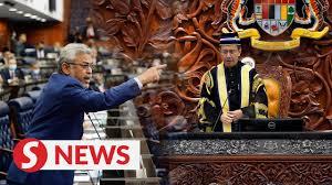 Newly-minted Speaker Art Harun boots Khalid Samad from Dewan ...