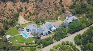 a modernist beverly hills compound