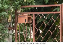 Iron Mailbox Images Stock Photos Vectors Shutterstock