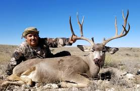 Private Land Mule Deer Hunts In New Mexico