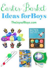 easter basket ideas for boys unique