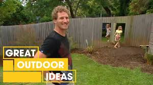 How To Build A Pivot Fence Gate Outdoor Great Home Ideas Great Home Ideas Youtube