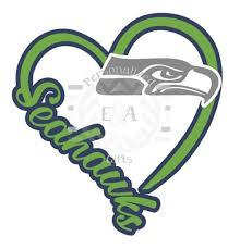 I Heart Seattle Window Decal Seahawks By Eapersonalizedgifts Seattle Seahawks Funny Seahawks Team Seahawks