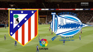 La Liga 20129/20 - Atletico Madrid Vs Alaves - 28/06/20 - FIFA 20 ...