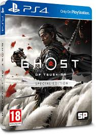 Amazon.com: Ghost Of Tsushima Special Edition (PS4): Video Games