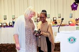 District 131 - Board President Annette Johnson recognized at citywide  fundraiser