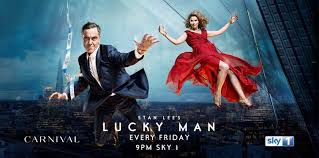 Watch Selina Giles tonight on Sky's Stan Lee's Lucky Man - International  Artists Management