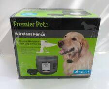 Premier Electronic Dog Fences For Sale Ebay