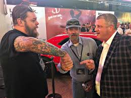 Pawn Stars' Corey Harrison Buys 'Demon' Muscle Car from Lucky ...
