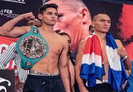 Dónde y a qué hora ver la pelea de Ryan García?