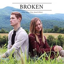 Broken (feat. Jared Allen) by Abby Allen on Amazon Music - Amazon.com