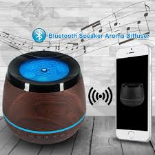 Music Player Aroma Essential Oil Humidifier Air Freshener Electric Bluetooth Diffuser For Kids And Baby Room View Room Fragrance Diffuser Hidly Product Details From Shenzhen Hidly Co Ltd On Alibaba Com