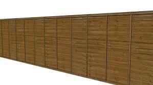 Fence Panels 3d Warehouse