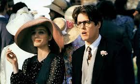 films influencing uk weddings revealed