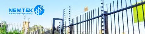 Nemtek Electric Fencing Security Security Communication Warehouse