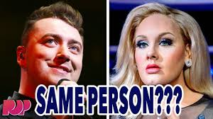 Are Sam Smith & Adele The Same Person?! - YouTube