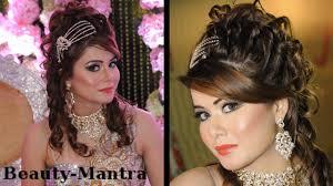 wedding makeup plete hair and