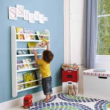 Forward Facing Bookshelf Ideas Cool Kids Room Furniture Design