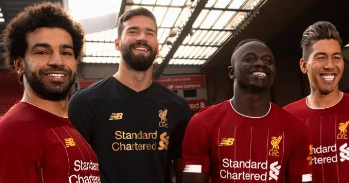 Image result for Liverpool kit deal