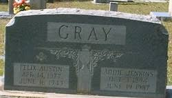 Addie Jenkins Gray (1894-1987) - Find A Grave Memorial