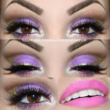 how to creat an arabic eye makeup look