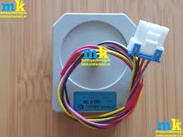 Quạt Tủ Lạnh 4 Dây Điện Áp 12VDC Hãng LG Hàng Mới Bảo Hàng LG Việt Nam