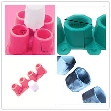 silicone mold cup shape ice cube trays