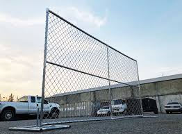 Amazon Com Set Of One 6 X12 Chain Link Fence Panel And One Stand Industrial Scientific