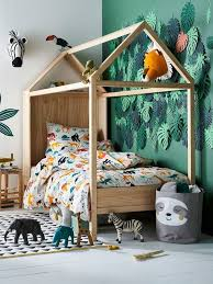Kids Back To Jungle 20 Indoor Jungle Themed Ideas In 2020 Kids Bedroom Designs Childrens Jungle Bedrooms Kids Bedroom Design